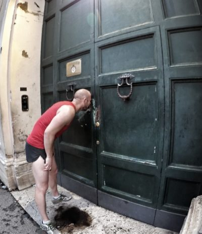 The hidden gems in Rome - Aventine Key Hole
